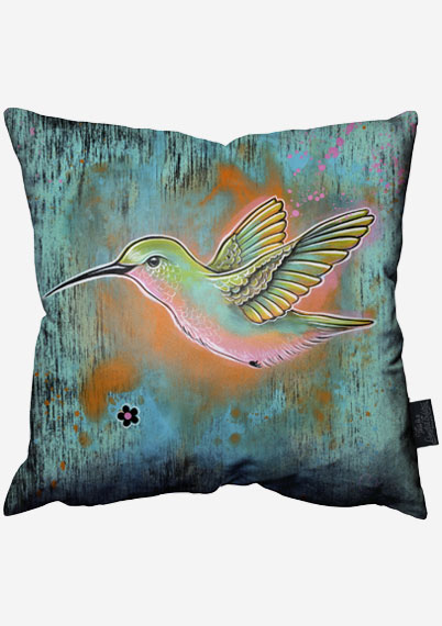 Avian Intent Pillow