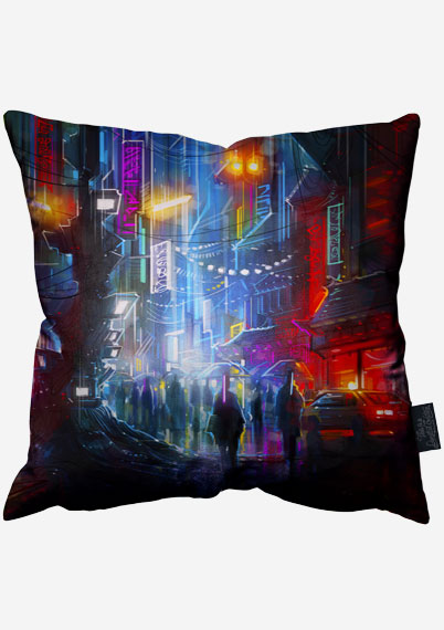 Downtown Pillow