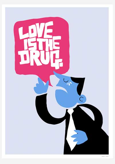 Love Is The Drug - Pink