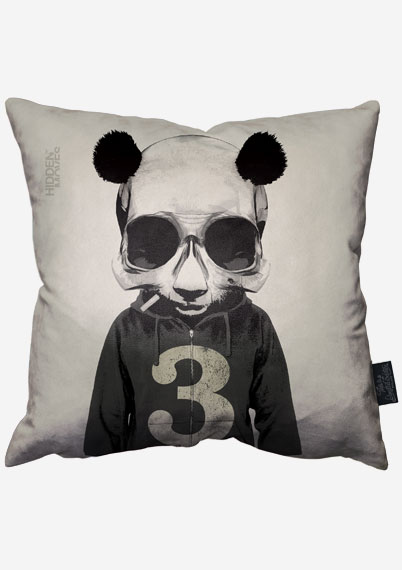 Panda No.3 Pillow