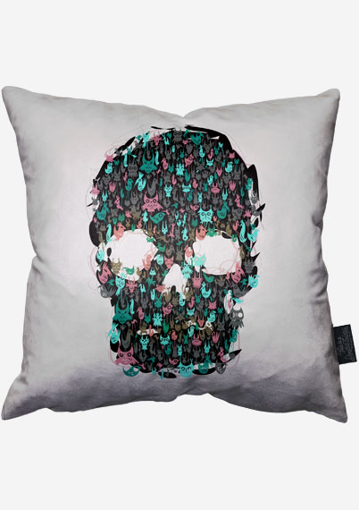 Birdbrain Pillow