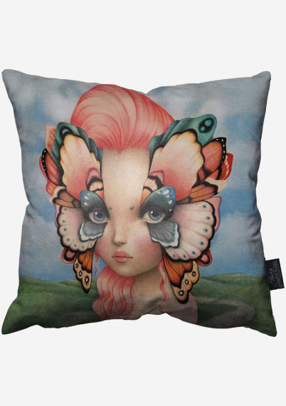 Birdy Pillow