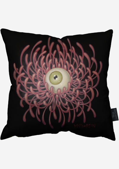 Chrysanthemum Pillow