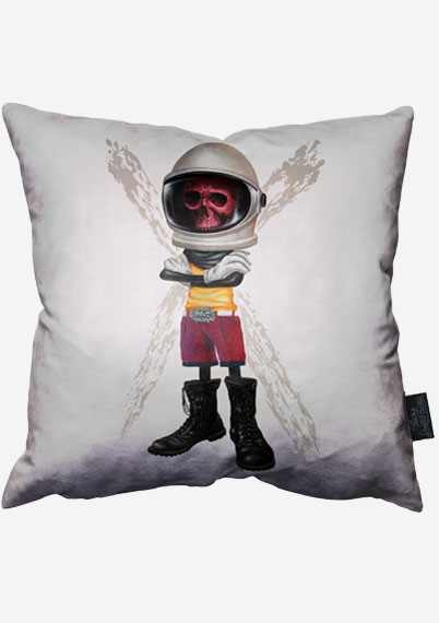 Negative Never Again Pillow
