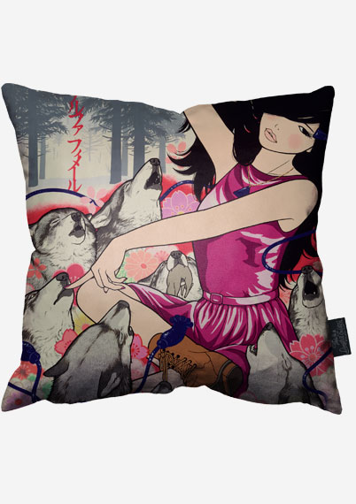 Alpha Female Pillow