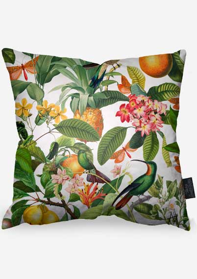 Tropical Fruit Pillow