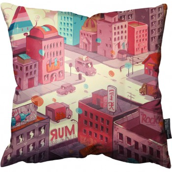 Big City Lolly Pillow