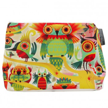 Wall of Birds MiniBag