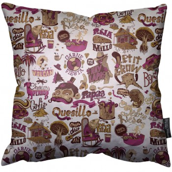 Food Fiesta Pillow