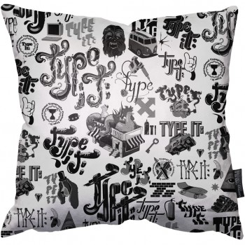 Type it Pillow