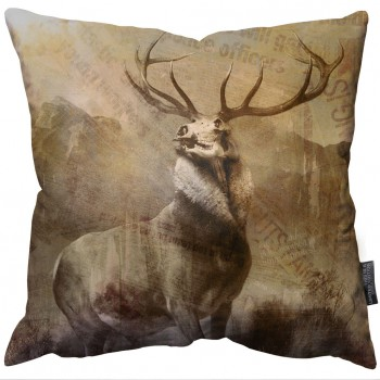 Deer Departed Pillow