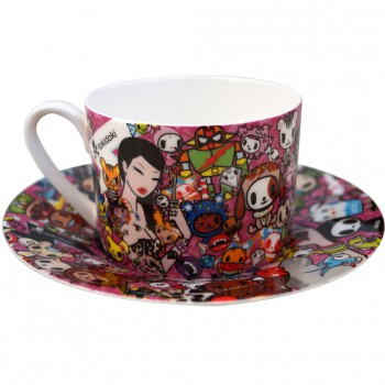Afterparty Cup & Saucer