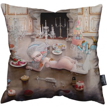 Lavish Hunger Pillow