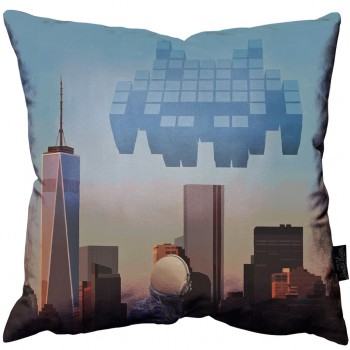 Invasion Pillow