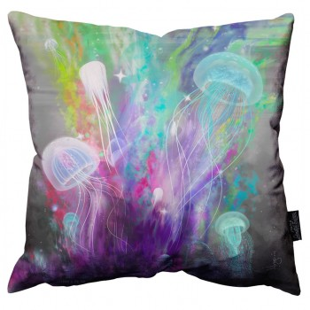 Jelly Fishin Pillow