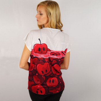 Cherries Ladies T-Shirt
