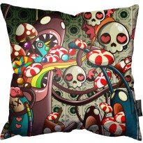I Devour Pillow image #1