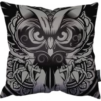 Enlightened Owl Pillow image #1