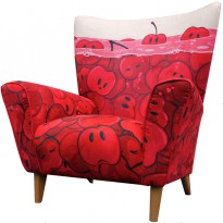 Cherries Wingchair image #2