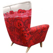 Cherries Wingchair image #4