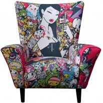 Singapore Wing Chair image #1