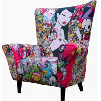 Singapore Wing Chair image #2