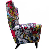 Singapore Wing Chair image #4