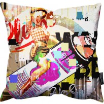 Rodeo Girl Pillow image #1