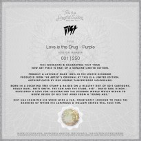 Love Is The Drug - Purple image #2