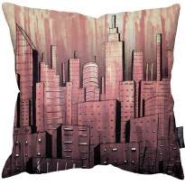 Inner City Life Pillow image #1