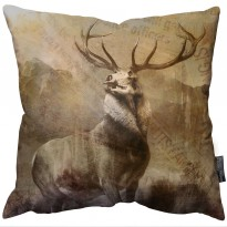 Deer Departed Pillow image #1
