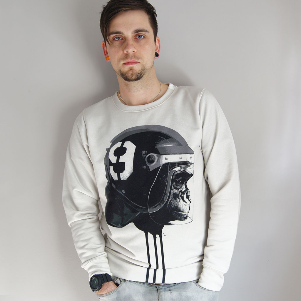 Ape Riot Crew Sweat
