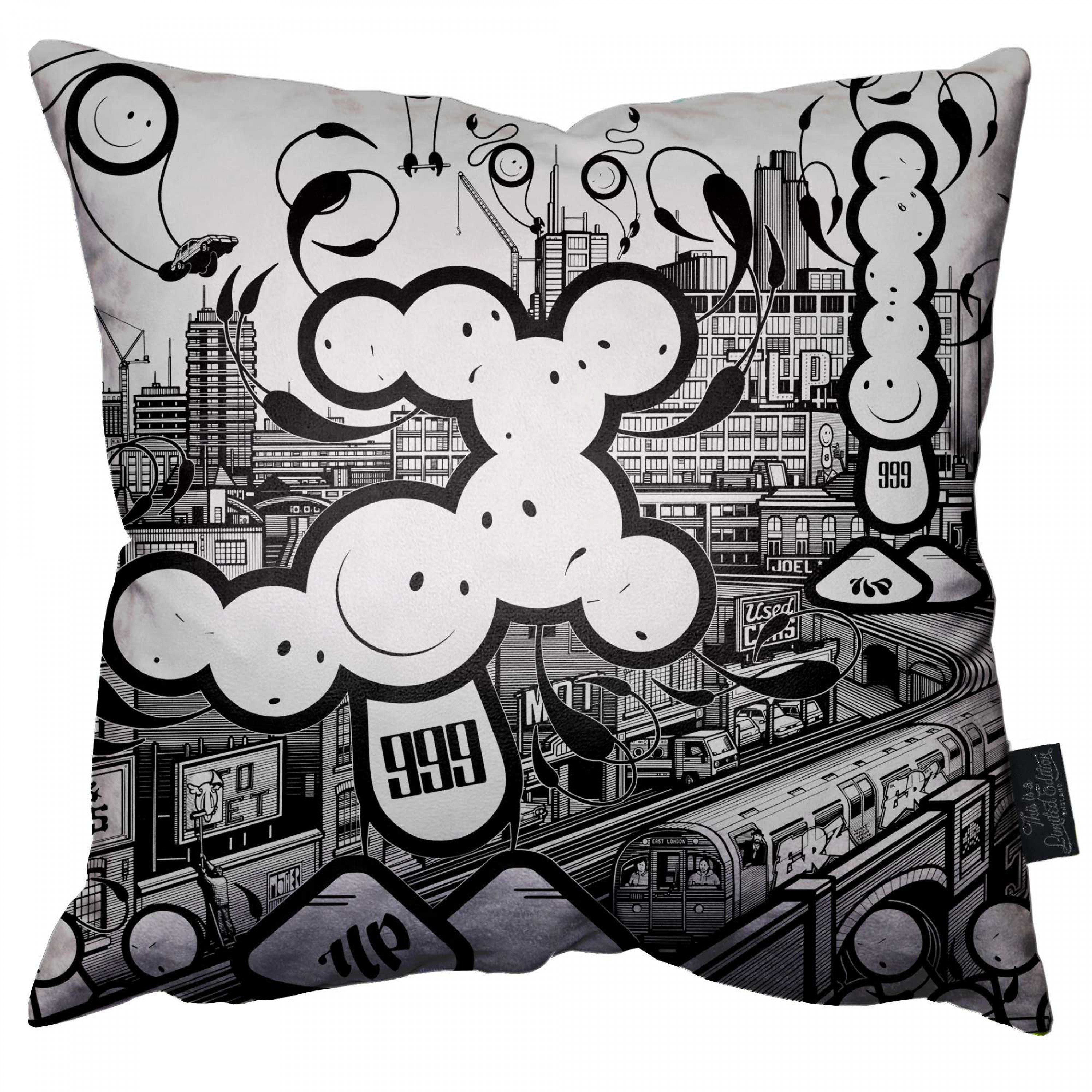 East London Pillow